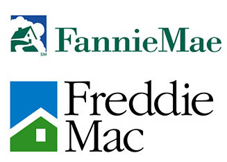 Freddie and Fannie logos